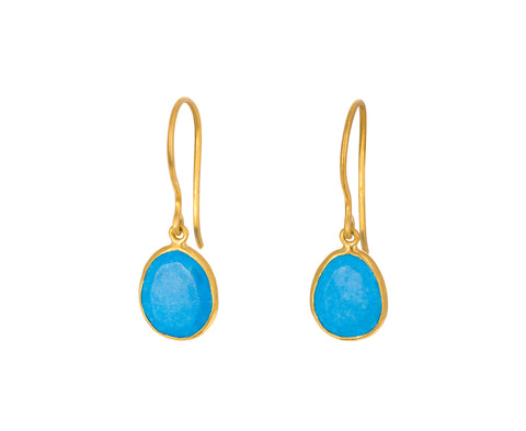 Turquoise Colette Earrings - TWISTonline