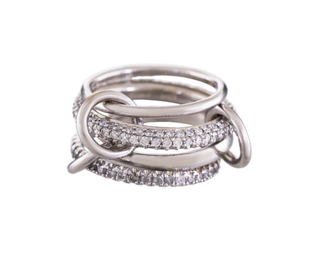 Vega Diamond Stacking Ring - TWISTonline