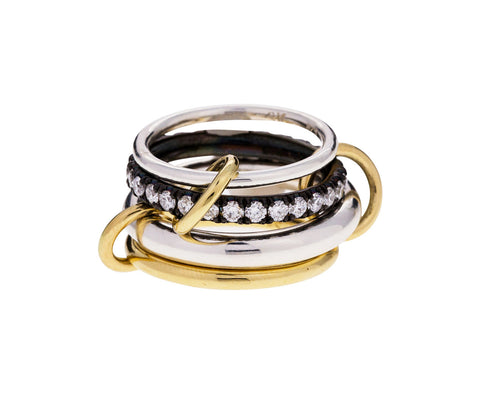 Janssen Four Linked Ring - TWISTonline