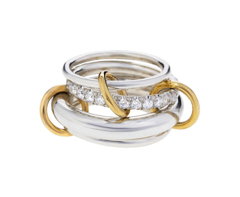 Luna Four Band Ring - TWISTonline