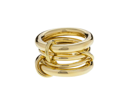 Petit Vela Gold Ring - TWISTonline