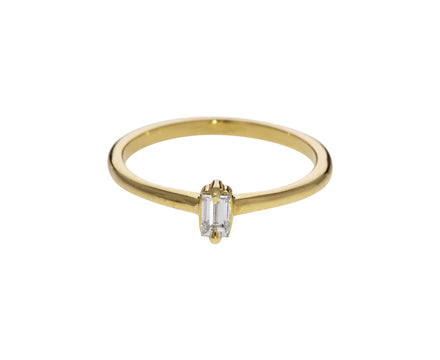Diamond Baguette Ring - TWISTonline