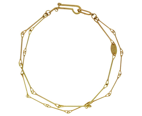 Double Needle Eye Chain Bracelet - TWISTonline