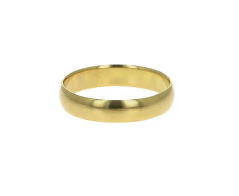 Rounded 4mm Cloak Band