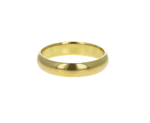 Rounded Thick 4mm Cloak Band