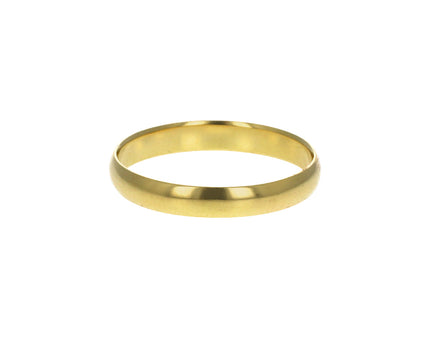 Rounded 3mm Cloak Band