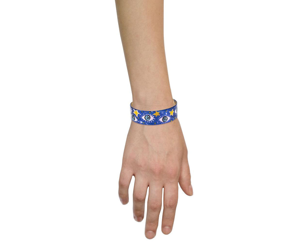Starry Eyes Cuff Bracelet - TWISTonline