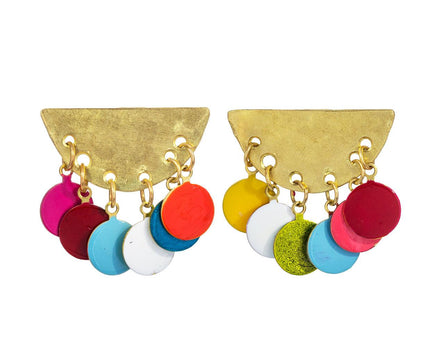 Lolly Confetti Earrings - TWISTonline