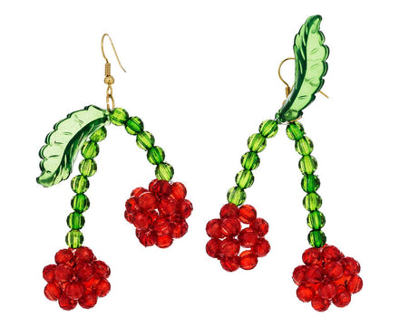 Lolita Cherry Earrings - TWISTonline
