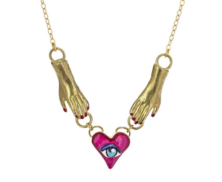 Sacred Heart Necklace - TWISTonline