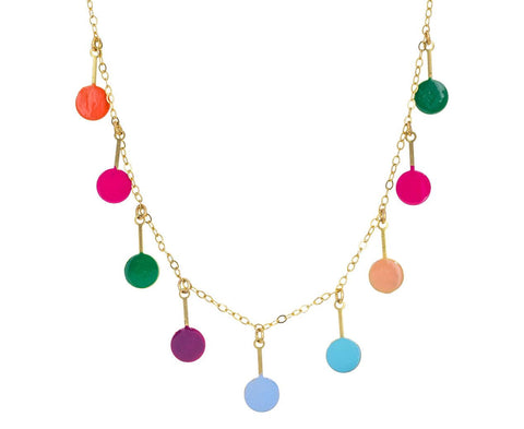 Dippin Dots Necklace - TWISTonline