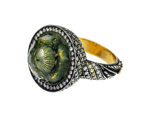 Petite Ottoman Architecture Ring - TWISTonline