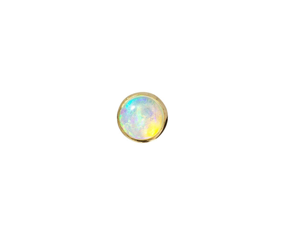4mm Opal SINGLE Stud - TWISTonline