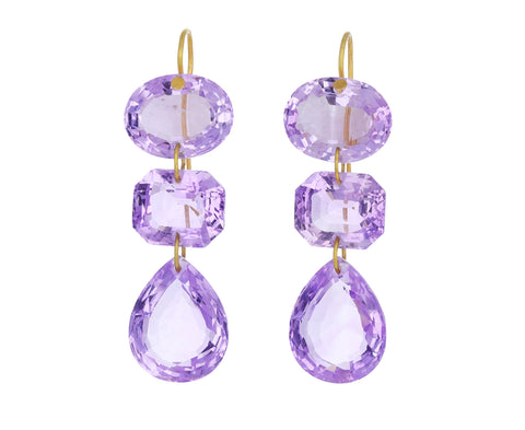 Amethyst Favorite Earrings