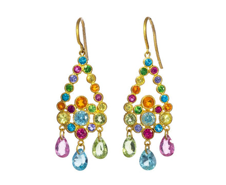 Bollywood Chandelier Earrings - TWISTonline