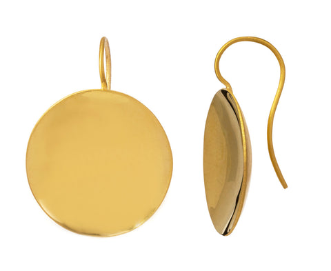 Large Mirror Mirror Earrings