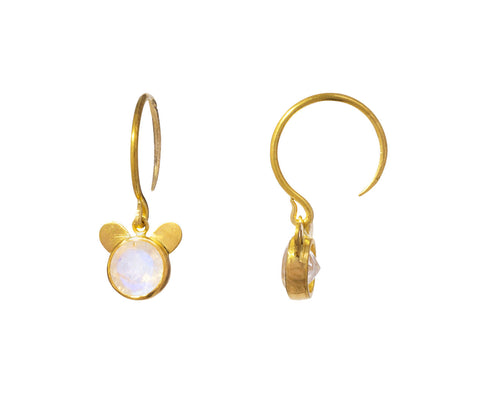 Orso the Bear Hoop Earrings - TWISTonline