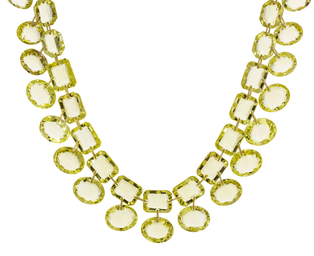 Lemon Quartz Favorite Necklace