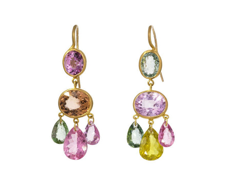 Gabrielle D'Estree Earrings - TWISTonline