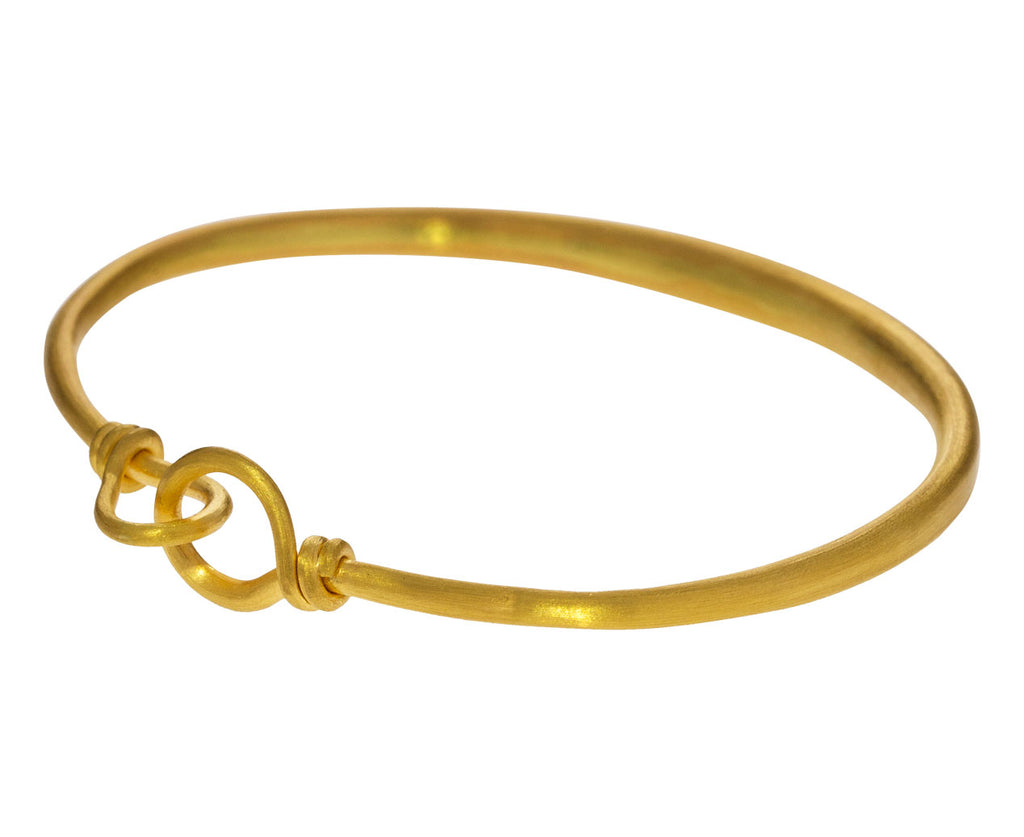 Knotted Bangle Bracelet - TWISTonline