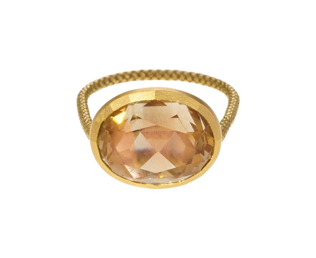 Oregon Sunstone Ring - TWISTonline
