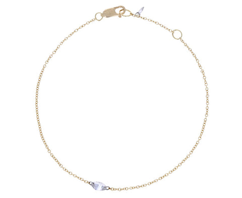 Free Set Marquise Diamond Bracelet