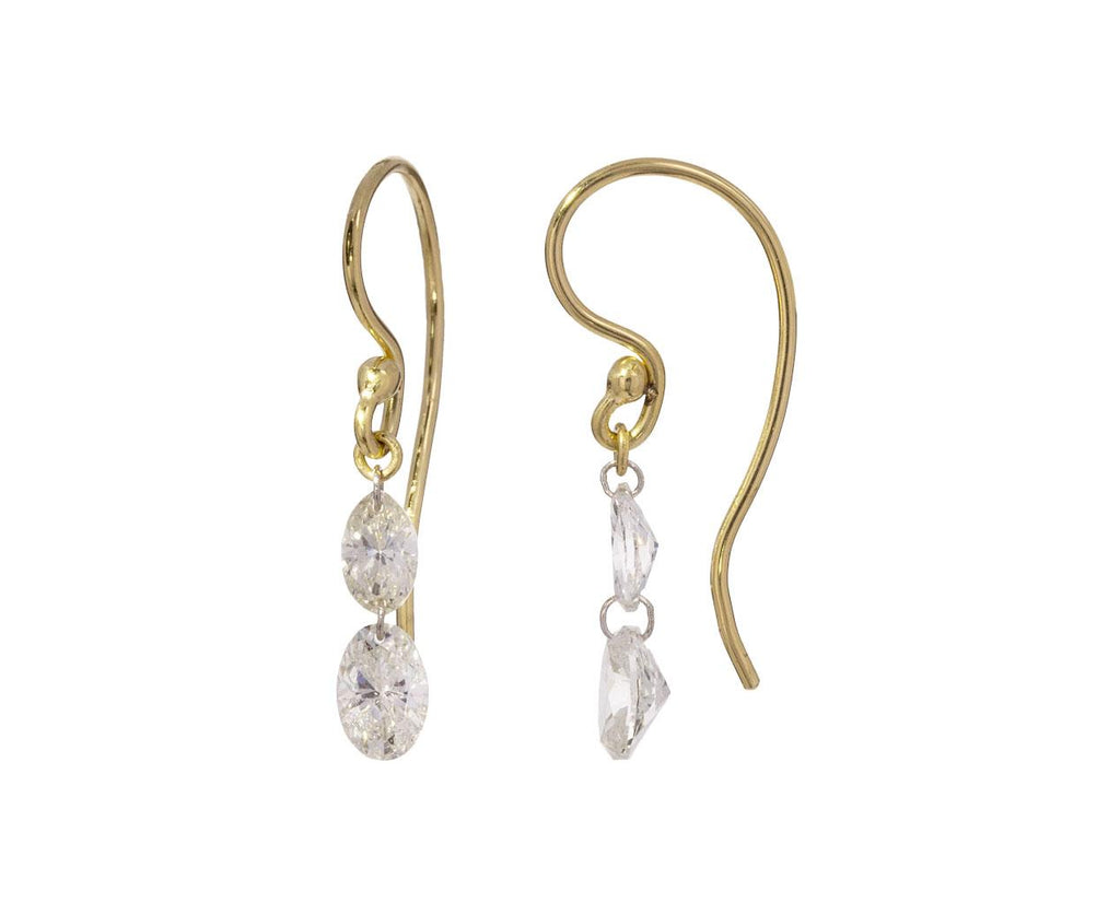 5af4b9c342434 Marquise and Oval Diamond Drop Earrings– TWISTonline