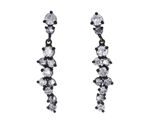 Diamond Stud and Dangle Earrings