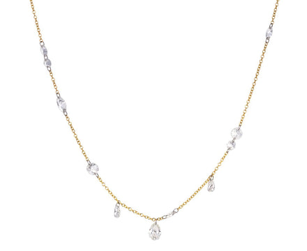 Free Set Diamond Necklace - TWISTonline