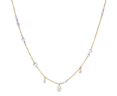 Free Set Diamond Necklace zoom 1_todd_pownell_gold_free_set_diamond_necklace1