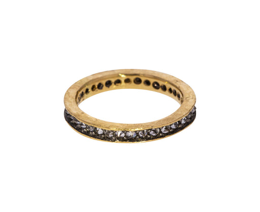 Inverted Brown Diamond Eternity Band - TWISTonline