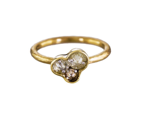 Inverted Diamond Trio Ring zoom 1_todd_pownell_designer_gold_inverted_diamond_ring