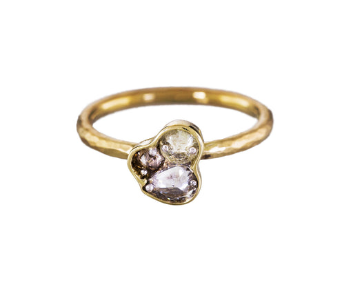 Diamond Cluster Ring - TWISTonline