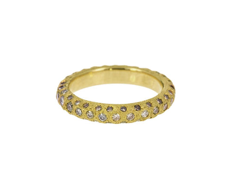 Yellow Gold Diamond Band zoom 1_todd_pownell_gold_diamond_band_ring