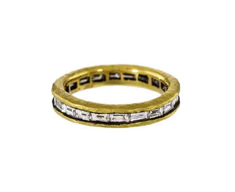 Diamond Baguette Eternity Band - TWISTonline