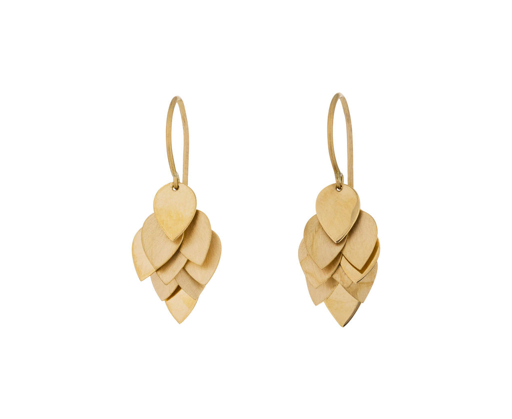 Gold Rainfall Earrings