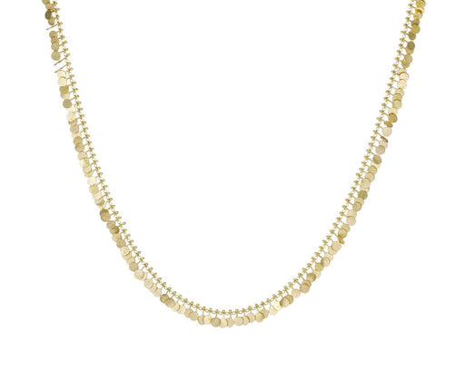 Gold Full Dot Necklace - TWISTonline