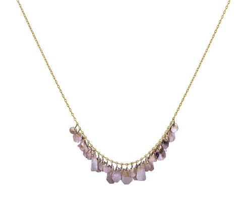 Geometric Cluster Necklace - TWISTonline