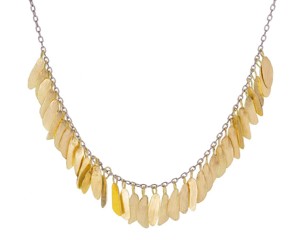 Tiny Wing Arc Necklace - TWISTonline