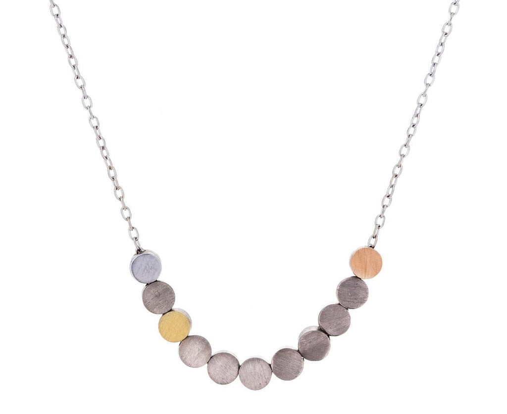Dot Bead Necklace zoom 1_sia_taylor_gold_platinum_bead_necklace