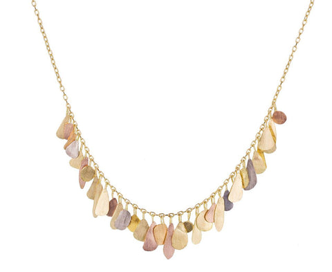 Arc of Droplets Necklace - TWISTonline