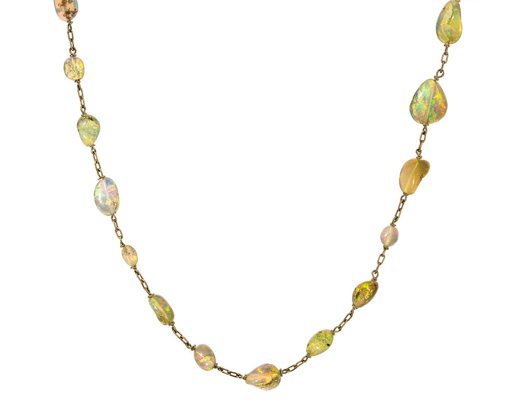 Opal Rosary Necklace - TWISTonline