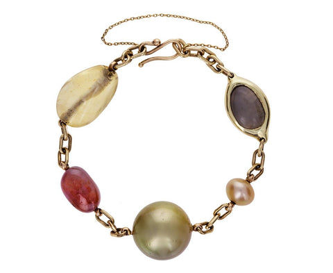 Mixed Gem Bracelet zoom 1_ten_thousand_things_tahitian_pearl_sapphire_char