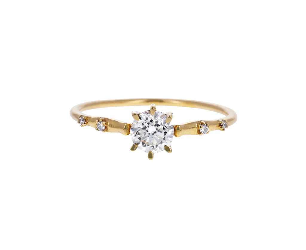 Round Diamond Ingenue Solitaire