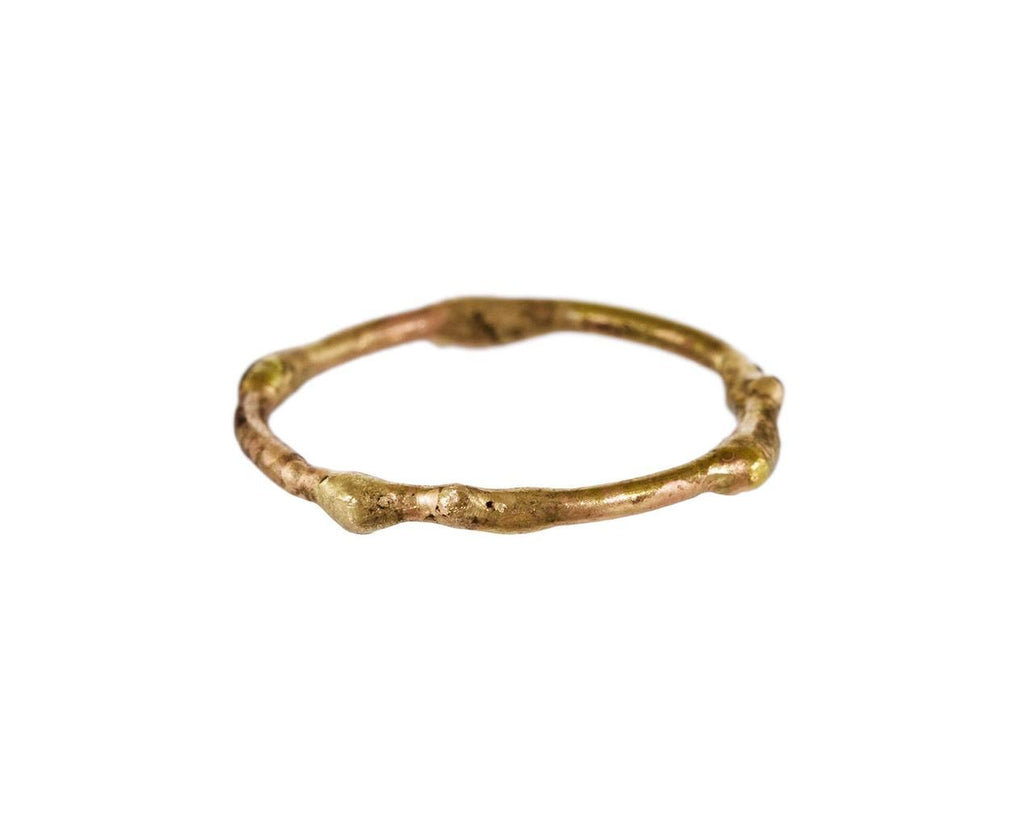 Mixed Gold Skinny Band - TWISTonline