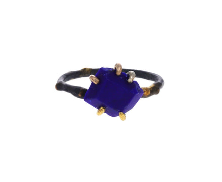 Medium Lapis Ring