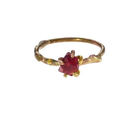 Ruby Claw Ring zoom 1_variance_objects_gold_ruby_ring