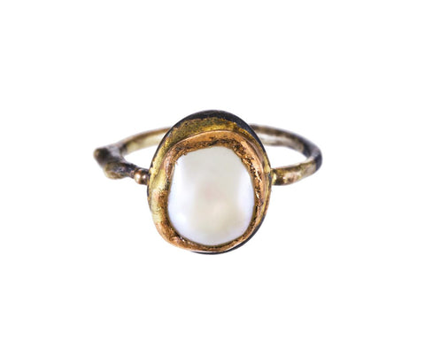 Pearl Ring - TWISTonline