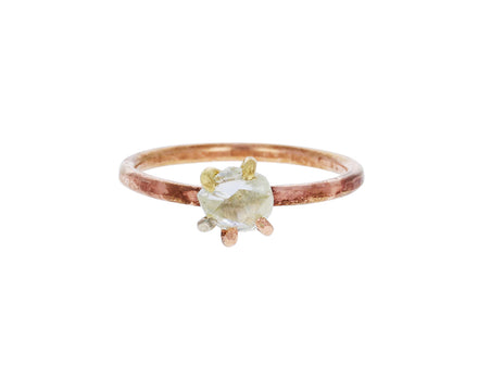 Rough Sawn Diamond Ring - TWISTonline