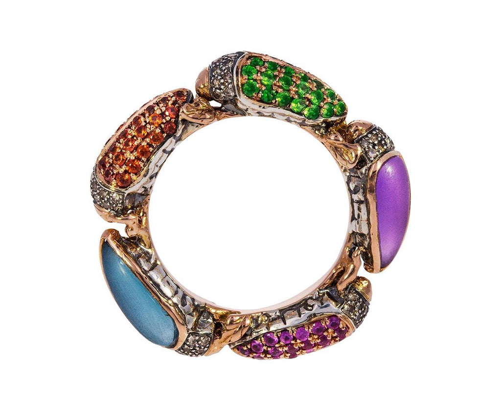 Scarab Eternity Ring zoom 1_bibi_van_der_velden_scarab_eternity_ring